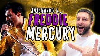 Analizando a Freddie Mercury