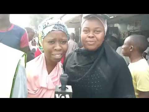 VOA Hausa Rahoton Zaben Daga Gama Kano Baraka Bashir