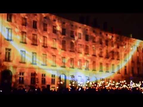 法國藝術節 里昂燈光節  Fête des Lumières