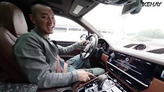 Porsche Cayenne - Tiếp tục về P khi đang chạy