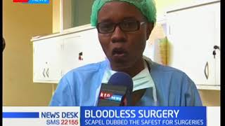 Nyeri County conducts first bloodless surgery during medical camp | KTN News Desk