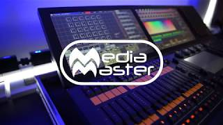 ArKaos MediaMaster Video Tutorial - 21. MediaMaster tutorial - Using the surface control with a lighting board