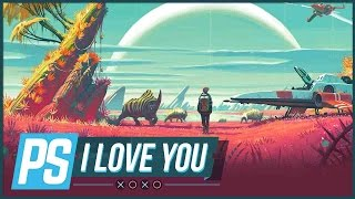 Early No Man's Sky Impressions - PS I Love You XOXO Ep. 47 (Guest Starring Iron Galaxy)