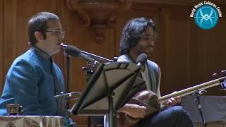 "Hosein Nourshargh & Ali Ghamsari in ""Rouyesh"". Moscow, 2016. Part 3"