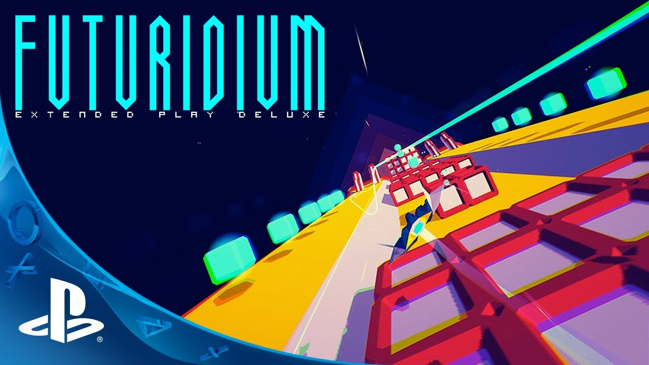 Futuridium EP Deluxe Coming to PS4, PS Vita This July