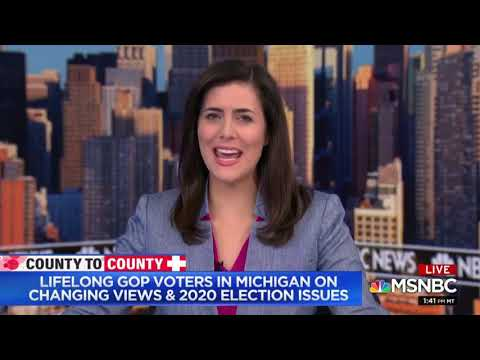 WATCH: Swing Voters From 2016 Abandon Trump