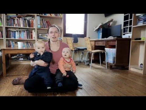 Unsere Zwillinge sind 8 Monate: Beikost | Krabbeln |Schlaf?