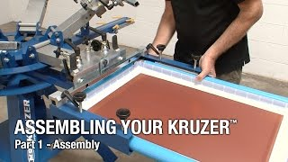 Kruzer Assembly Instructions