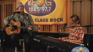 Swell Season - Lies (Live at KFOG Radio)