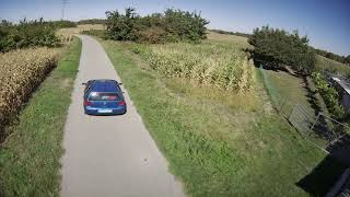 Cinecan Eachine 4K Following a car ???????????? #20 | Cinematic FPV | FPV Freestyle