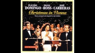Christmas In Vienna 1992  - Plácido Domingo - Diana Ross - José Carreras