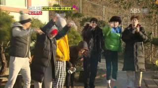 IU - You & I + Good day (아이유 - 너랑나 + 좋은날) @ SBS Running man 런닝맨 120115
