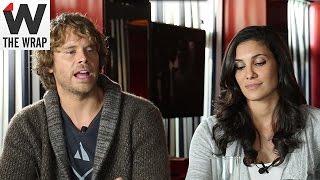 Eric Christian OLSEN et Daniela Ruah répondent aux questions de fans pour The Wrap octobre2014