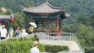 Video : China : An afternoon at BaDaLing Great Wall, BeiJing 北京