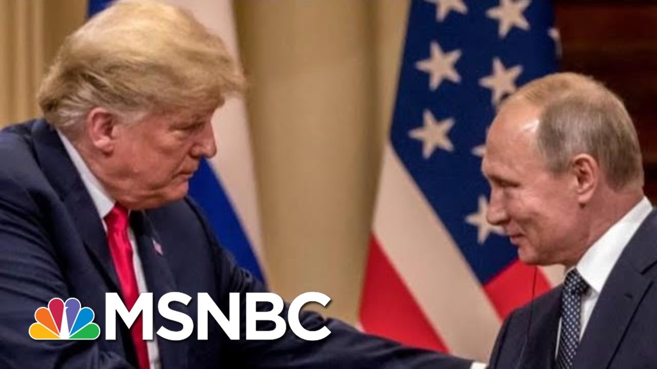 On Donald Trump & Vladimir Putin: 'What Many Americans Feared In The 1790s' | The Last Word | MSNBC thumbnail