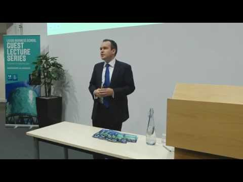 "Video thumbnail of ""Fraud in the World of Business"" Chris Clements (Partner at Grant Thornton)"