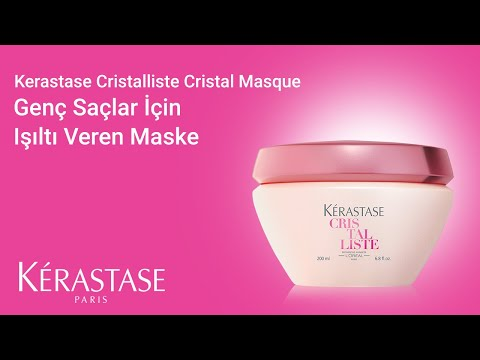 Kerastase Cristalliste Cristal Masque- Işıltı Veren Maske 200ml