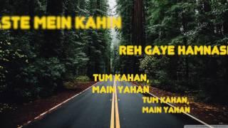 Jaane Jaan Dhoondta Phir Raha Instrumental With Lyrics