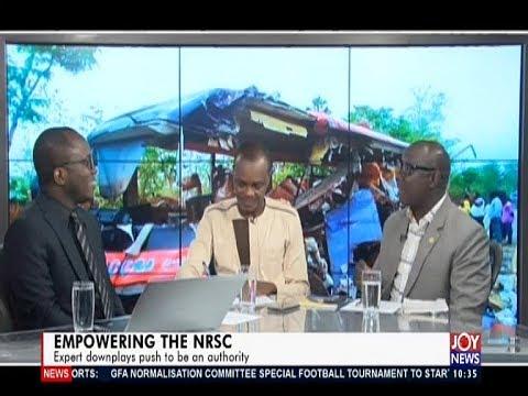 Empowering the NRSC - News Desk on JoyNews (26-3-19)