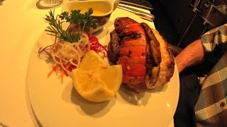 Prime 7 Steakhouse on Seven Seas Mariner!