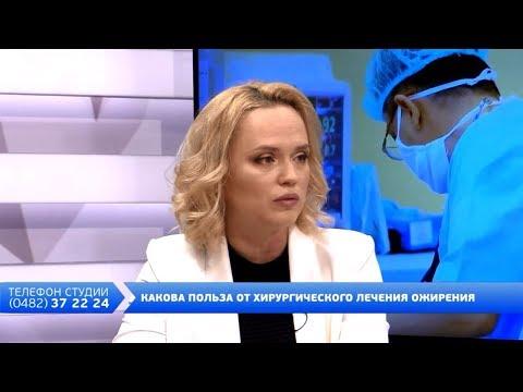 Причины и лечение ожирения - эндокринолог Вероника Непорада в программе «Вечер на Думской»