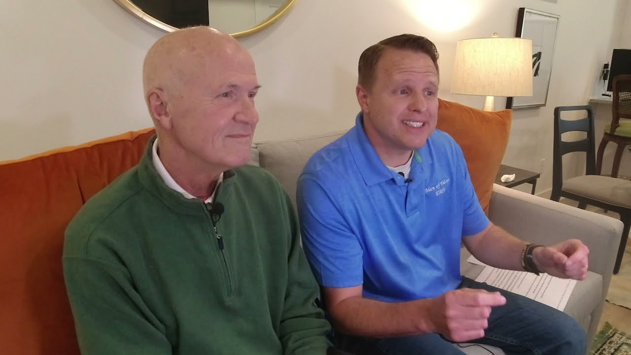 God is MOVing: Rudy Kalis and Tevin Peterson