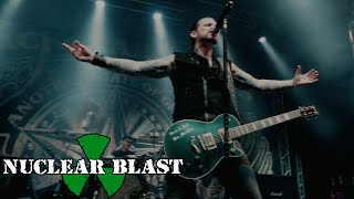 BLACK STAR RIDERS - In the shadow of a war machine