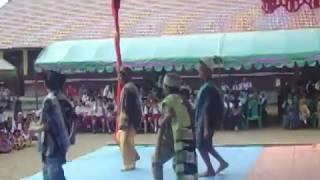 preview picture of video 'Komedi - Cinta Terganggu Hantu - Anak SD - SDN-3 Kuala Pembuang II - Perpisahan 2011'