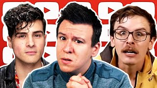 UHOH! Youtube's New CRACKDOWN, iDubbbz Content Cop REMOVED, Viral Slapper Exposed, Anthony Padilla &