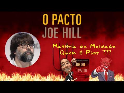 O Pacto ( Joe Hill ) Mais um livro fechado . . .