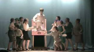 Sensation/I'm Free/Pinball Wizard (Reprise)