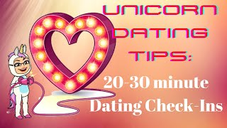 20-30 Minute Dating Check-in