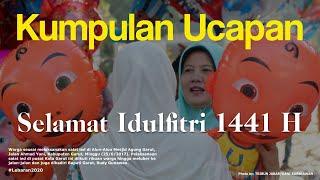 Kumpulan Ucapan Lebaran 2020, Hari Raya Idul Fitri 1441 H, Cocok Jadi Status di IG, WA, dan Facebook