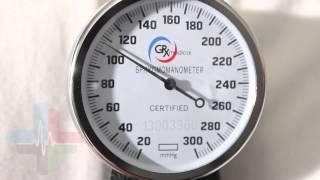 Audio Enhanced Blood Pressure 20