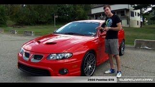 Review:Modified2006PontiacGTO