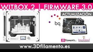 WITBOX 2 | Actualizar firmware 3.0 paso a paso
