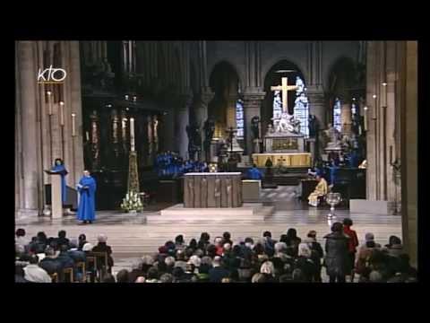 Messe de la Résurrection 2015 à Notre-Dame de Paris