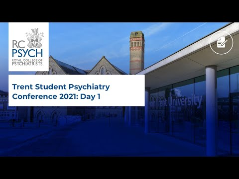 Trent Medical Student Webinar Day 1 March 2021