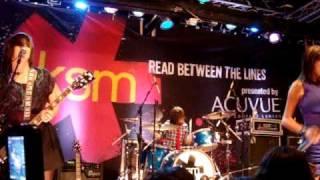 Ksm - Saturdays and Sundays 8/11/09