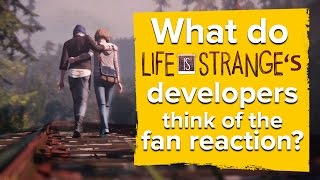 Talking Life is Strange with DONTNOD - Deleted scenes, Season 2, and Frank's beans