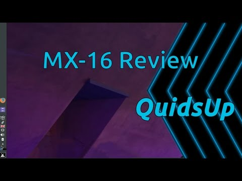 MX-16 - Linux OS Review