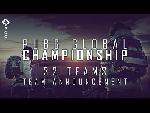 PUBG世界賽參賽隊伍介紹