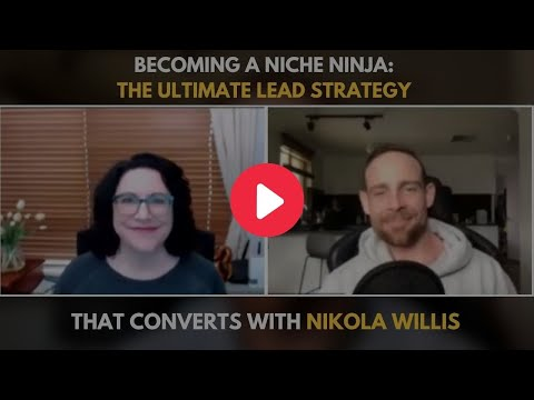 , title : 'Small Business Secrets And The Future Of Marketing With Nicola Willis