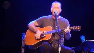 James Hetfield - In my life (The Beatles cover)