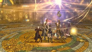 FFXIV - The Lost Canals of Uznair Full Run (7th chamber)