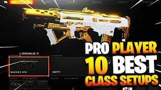 Best Bo4 Class Setup