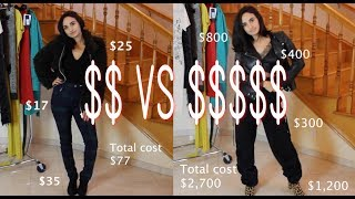 Luxury Vs Affordable - Can You Tell The Difference?
