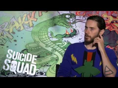 Interview - How Jared Leto Created The Joker for