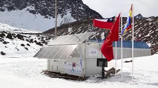 USM - Inauguración Laboratorio Nunatak