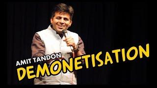 Amit Tandon On Demonetization